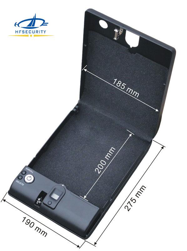 HP300 gun safe box