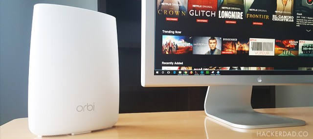 Netgear Orbi review: set up, security and performance | Home Cyber