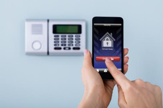 Alarme sans fil: un outil de sécurité intéressant