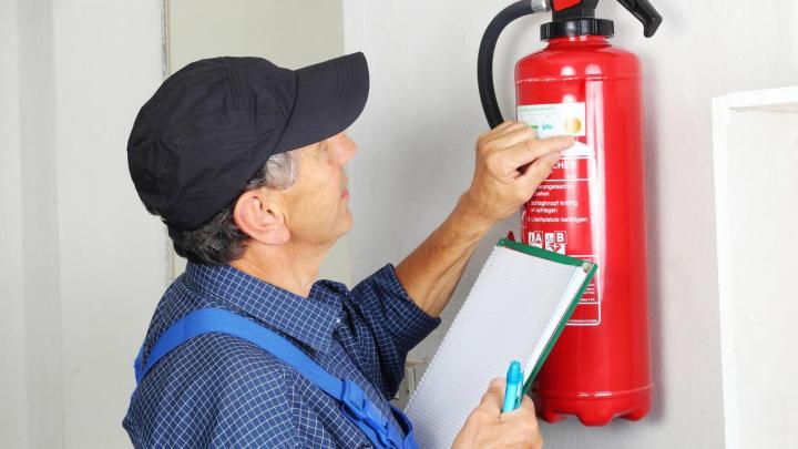 L'entretien des équipements de sécurité incendie