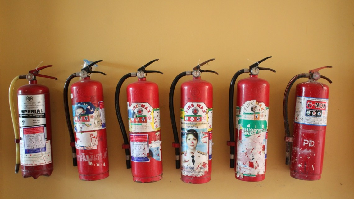 La sécurité incendie dans une maison