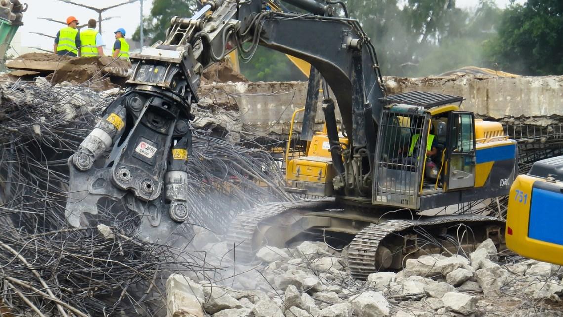 Que faire si on découvre de l'amiante lors d'une démolition?