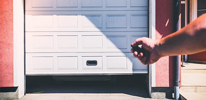 Simplifiez-vous la vie avec la porte de garage motorisée