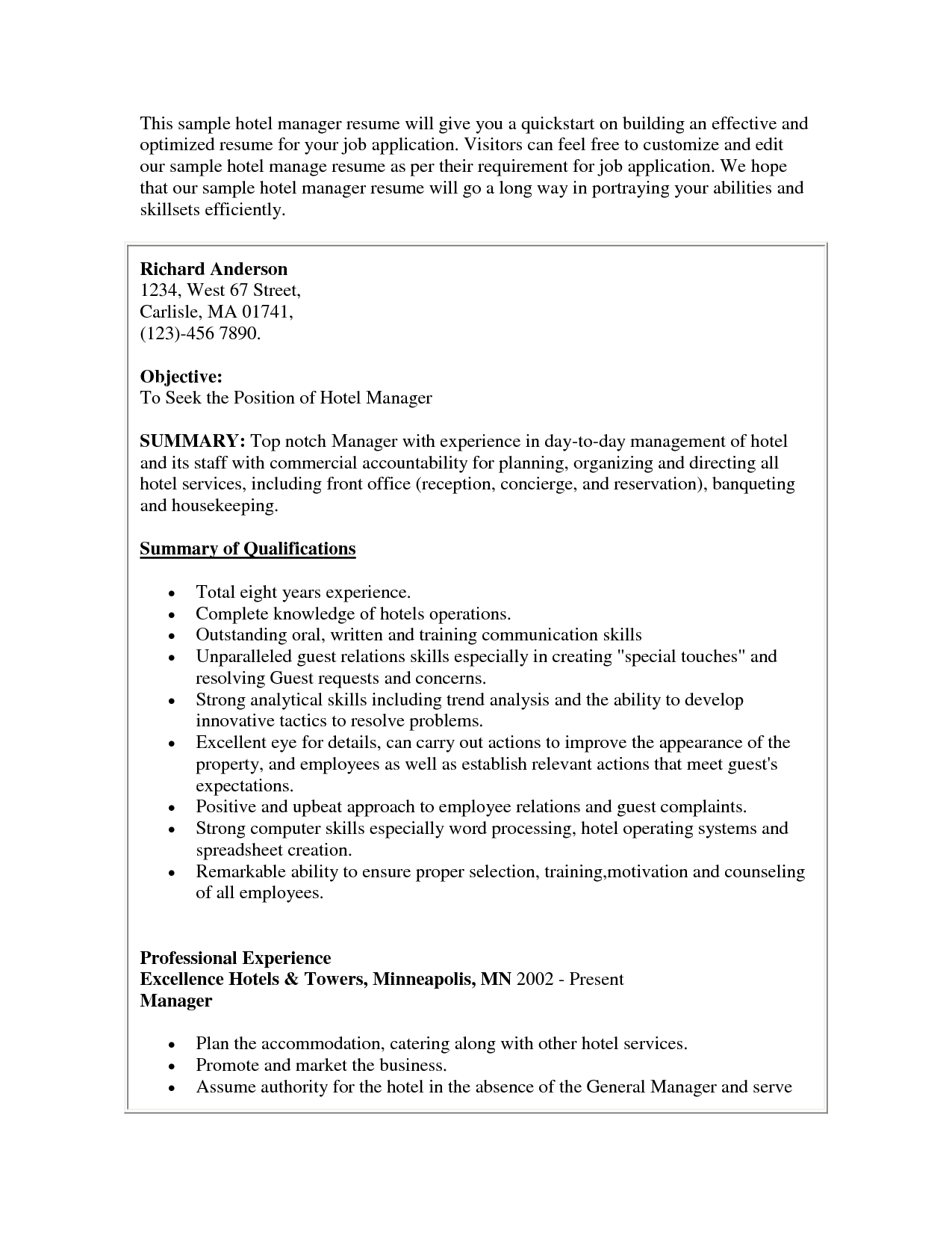 housekeeping supervisor duties resume resume for housekeeper