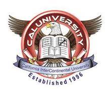 California Intercontinental University logo