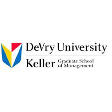 Devry University Keller Graduate School of Management square logo