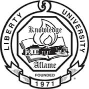 Liberty University round logo