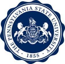 Pennsylvania State University round logo