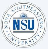 Nova Southeastern University round logo