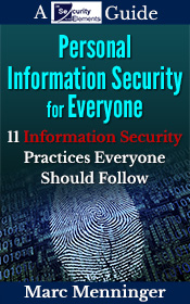 Personal Information Security for Everyone