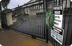 Many Apartments Or Parking Garages Use Secured Gates That Still Need To Operate For Emergency Vehicles