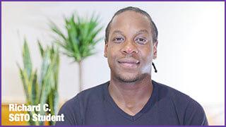SGTO Student Testimonial Richard C.