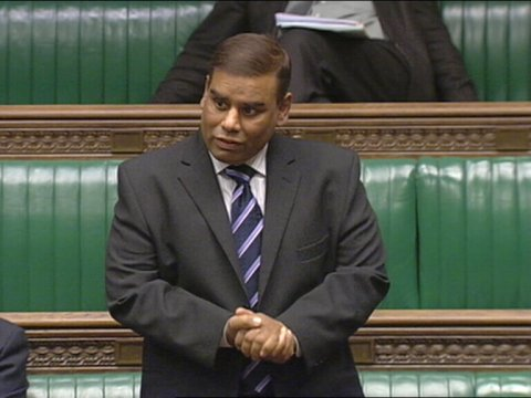 Khalid Mahmood MP Perry Barr - CCTV cameras Project Champion