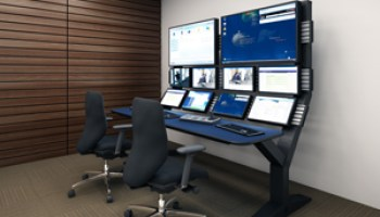 Winsted\'s latest control room furniture at Emergency Services Show ...