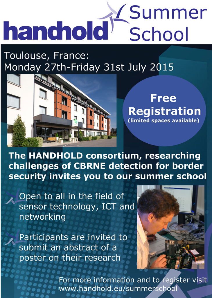 Handhold Summer School poster new