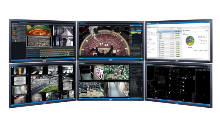 Pelco's VideoXpert VMS solution