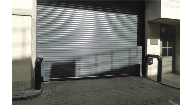 Charter Global: First ever SR5 Security Rated (5) Shutter