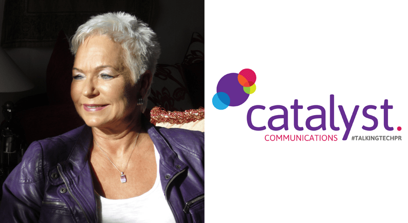 Catalyst Communications' Vibeke Ulmann wins UK PR Executive of the Year award