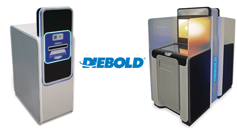 Diebold delivers two new concepts for banking experience