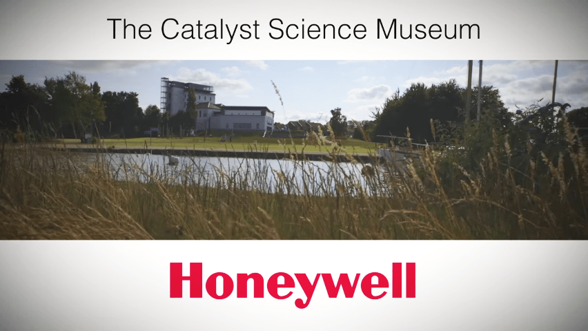 Honeywell secures The Catalyst Science Discovery Centre