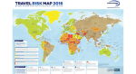 First-of-its-kind Travel Risk Map launched by International SOS