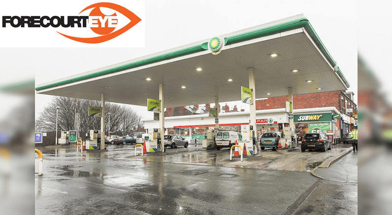 New technology launched to battle crime at petrol stations