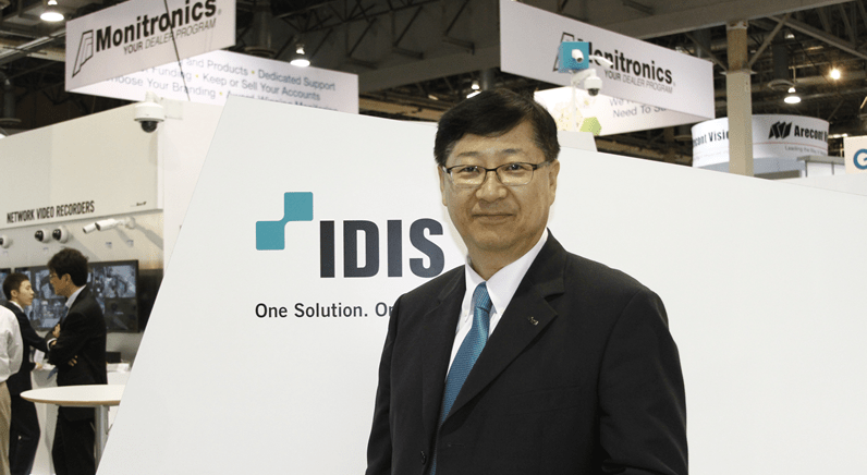 IDIS DIRECTIP™ awarded top prize for product and technology