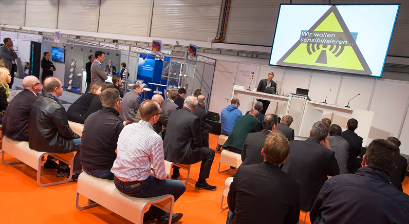 Security Essen puts the focus on Networked Security