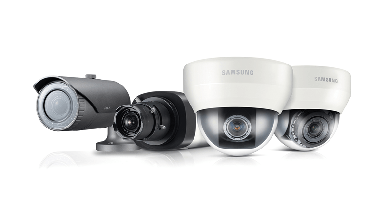 Samsung Techwin Europe is now Hanwha Techwin Europe