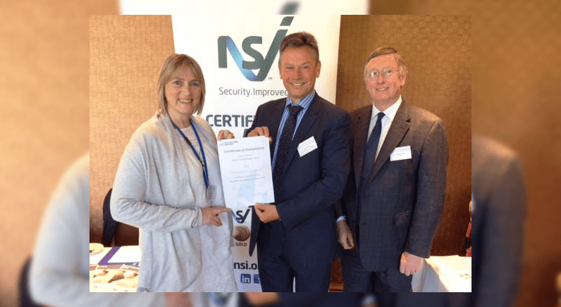 Conwy Council recognised for management of Public Space CCTV Systems