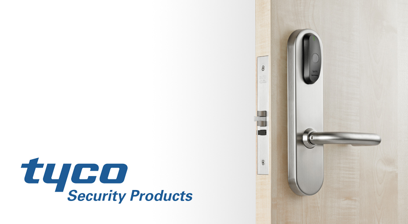 Tyco Debuts Integrated SALTO Lock Solution for Access Control