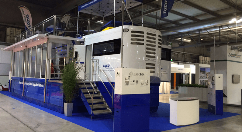 Tyco launches 2016 Mobile Training and Exhibition Center Tour