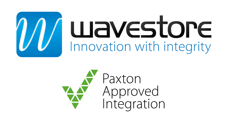 Wavestore integrates with Paxton Net2