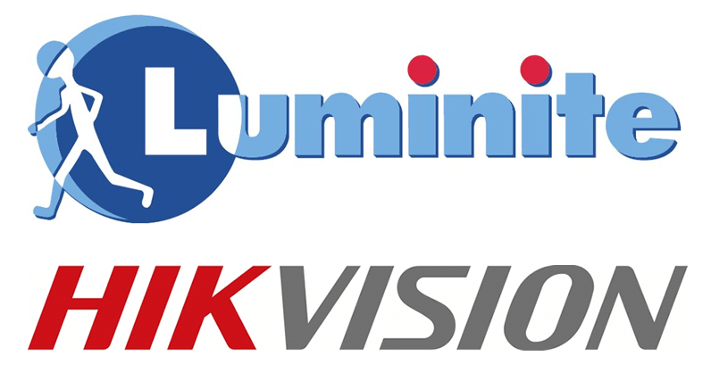 Luminite announces a new IP integration with Hikvision