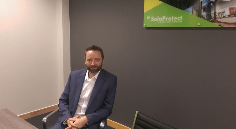 SoloProtect announces Stephen Hough as Operations Director