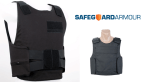 Body armour protection against edged blades and spiked weapons