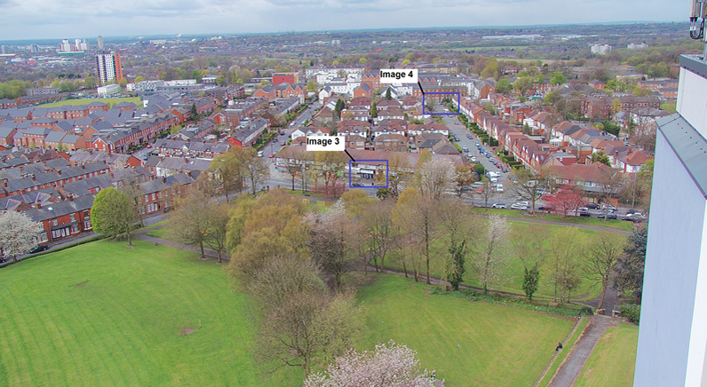 Salford City Council reaps benefits from Hikvision 4K PTZ camera