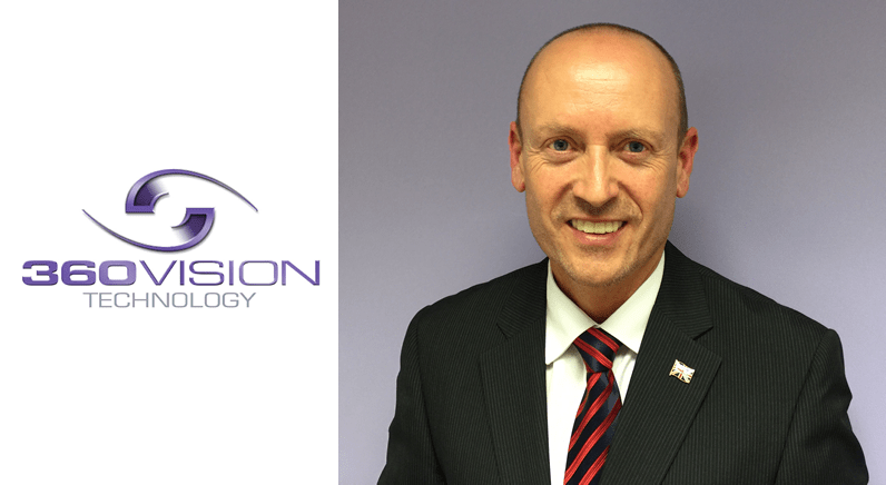 New director promotes Best of British at 360 Vision Technology