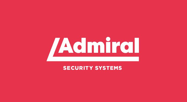 Admiral Security Systems unveils a new look and website