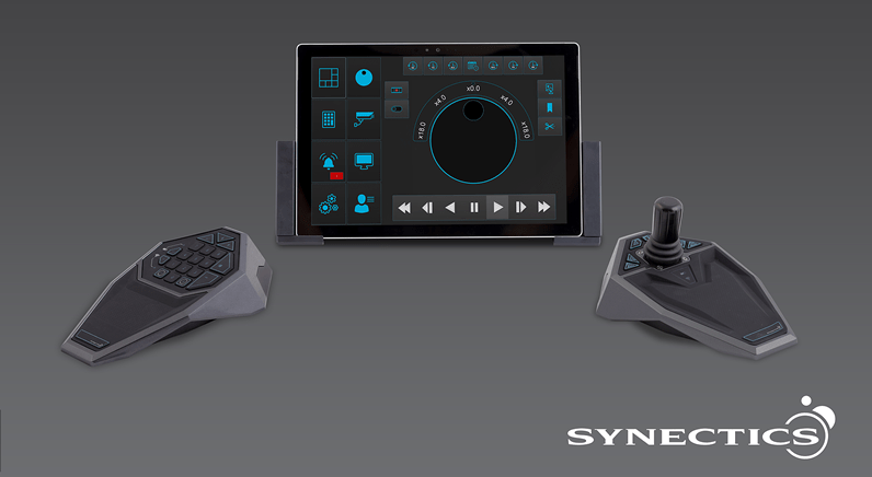 Synectics to launch 'gesture-based' control for Synergy 3