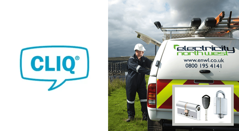 CLIQ® provides access control solution to Electricity North West customers