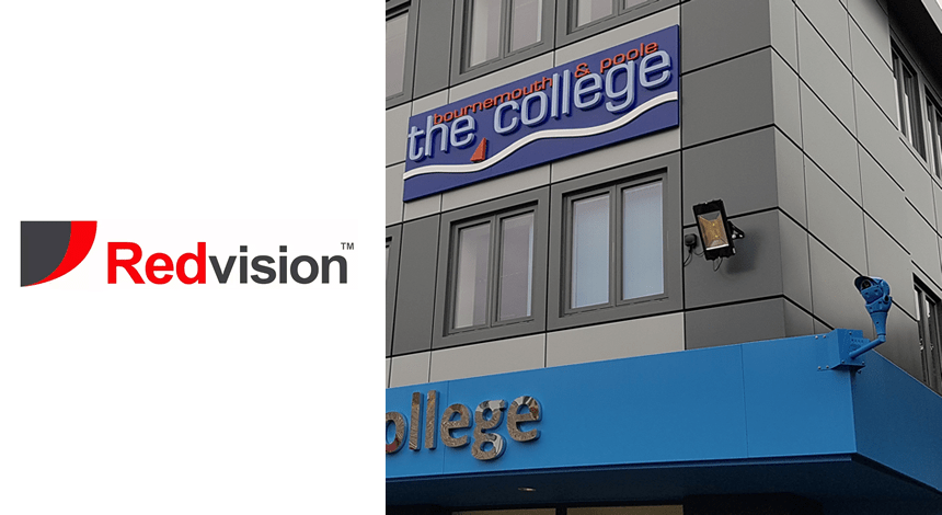 Redvision cameras help Secure Alarms Ltd protect college campuses