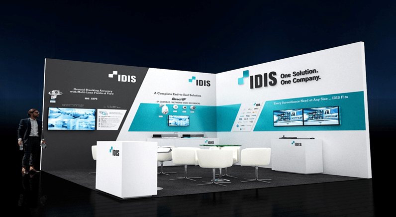 IDIS to demonstrate end-to-end surveillance solutions at UK Security Expo