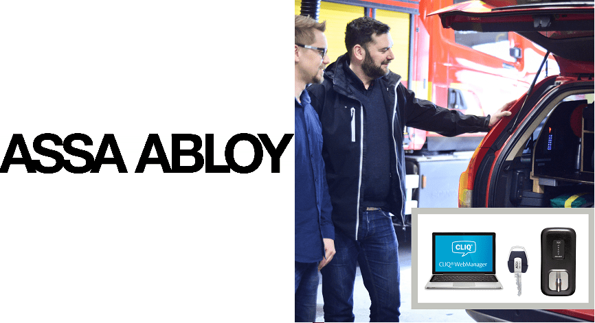 Programmable ASSA ABLOY CLIQ® remote locking technology helps local emergency services to respond faster