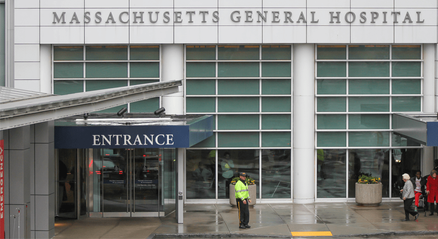 Integrated Video Surveillance Helps Massachusetts General Hospital Manage Large Case Load