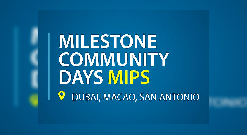 Milestone Systems MIPS EMEA marks dedication to partners and highlights coming products and future trends