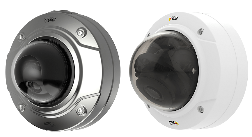 Axis Forensic WDR technology brings 'unparalleled' Wide Dynamic Range capabilites to new high-resolution network cameras