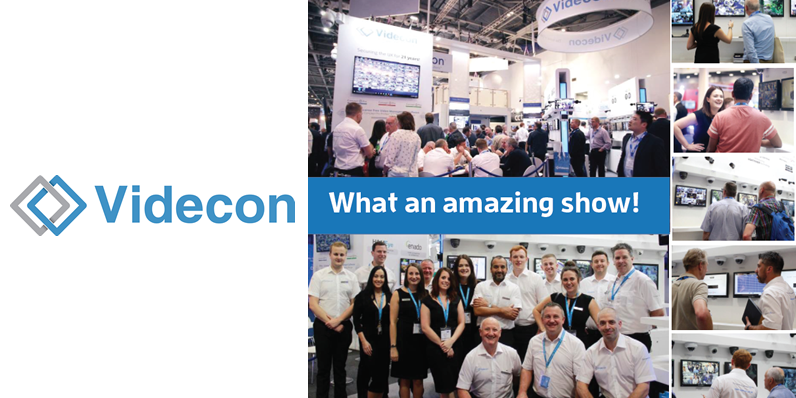 Videcon celebrates 21st Birthday in style at IFSEC 2016