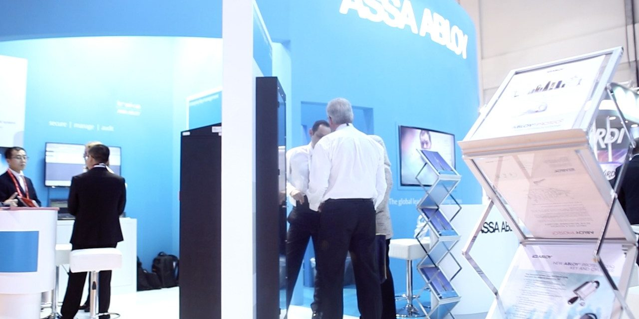 ASSA ABLOY at Intersec 2015