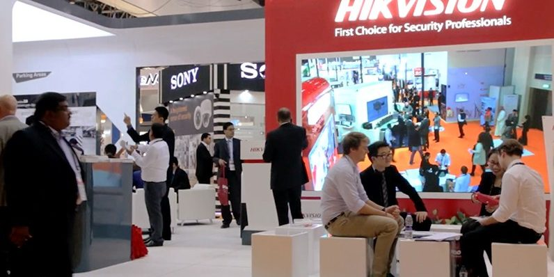 Hikvision at Intersec 2016